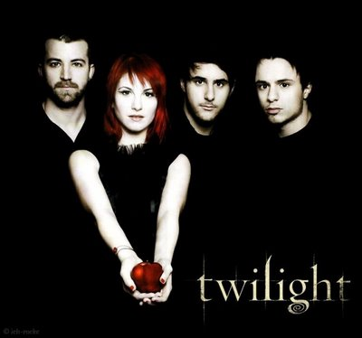 Paramore: Decode (video) Twilight soundtrack